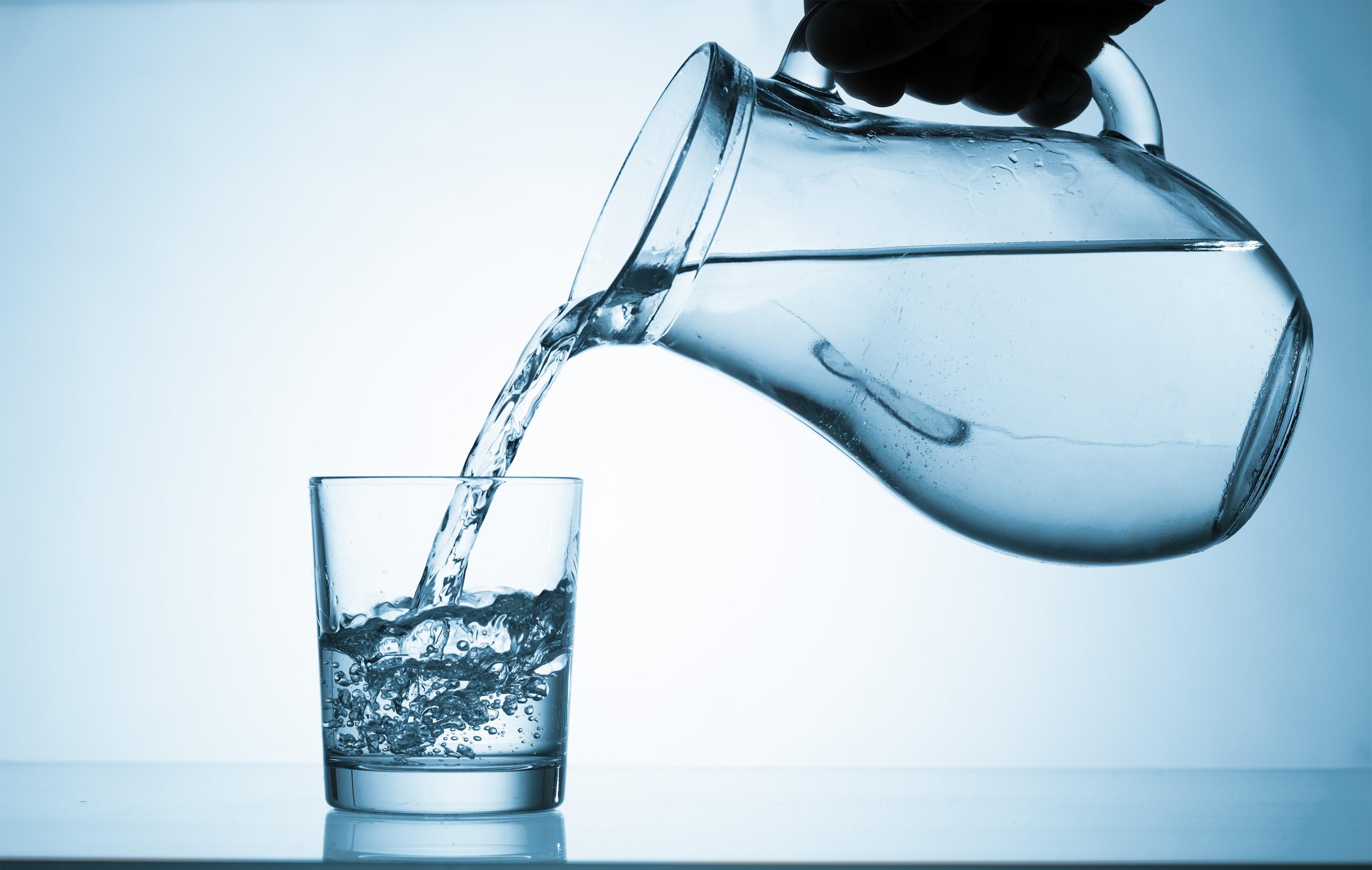 Die Vorteile von weichem Wasser